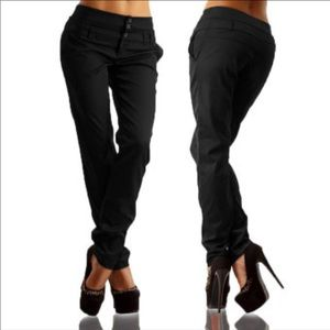 🆕Sexy Black Summer Slacks